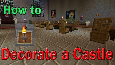 minecraft interior lighting ideas how to decorate castle minecraft chandelier table