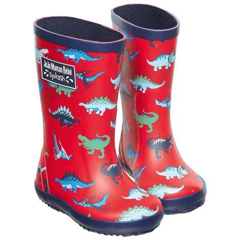 imagenes navideñas de botas animadas botas de goma para ni 241 os y beb 233 s