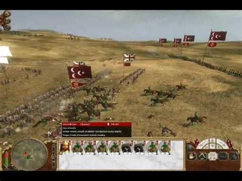 total war ottoman empire empire total war ottoman empire v s british empire youtube