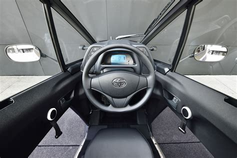 Interior Road by Wired Says Toyota I Road May Be The Ev Toyota