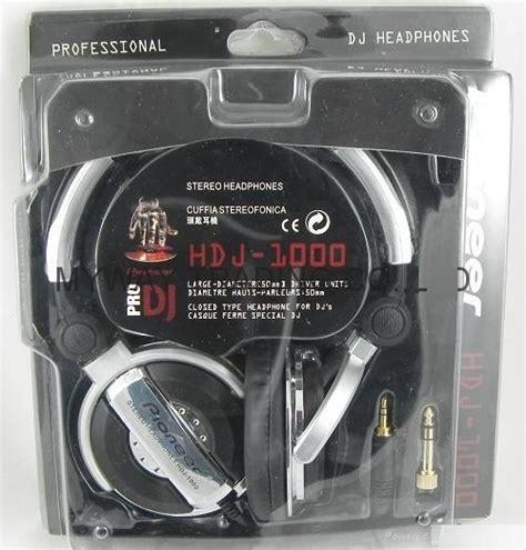 Headphone Hdj 1000 fone hdj 1000 fone dj pioneer stereo headphones id1983