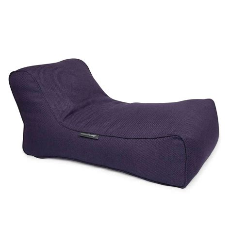 bean bag lounger nz indoor bean bags studio lounger aubergine bean