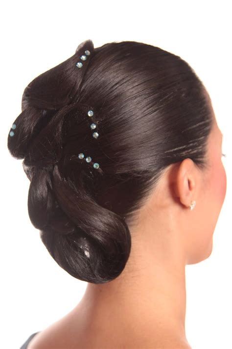 ballroom hair styles with bangs 158 best images about ballroom hairstyles on pinterest