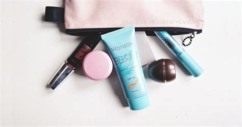 tutorial memakai bb cream wardah review everyday bb cream wardah resseca blogspot com