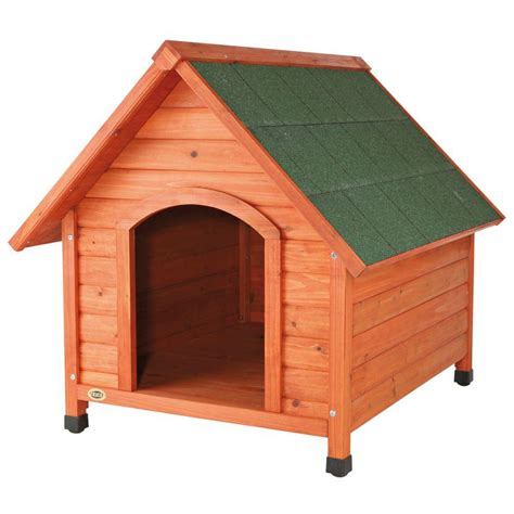 pictures of dog houses trixie log cabin dog house extra large 39533 the home depot
