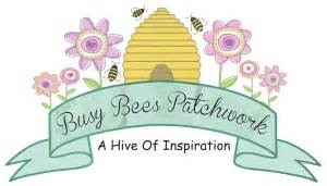 Busy Bees Patchwork - busy bees patchwork