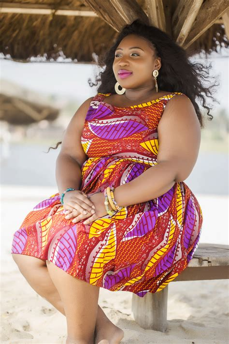 short gowns ankara for fat ladies 55 ankara african print styles for plus size women 2016