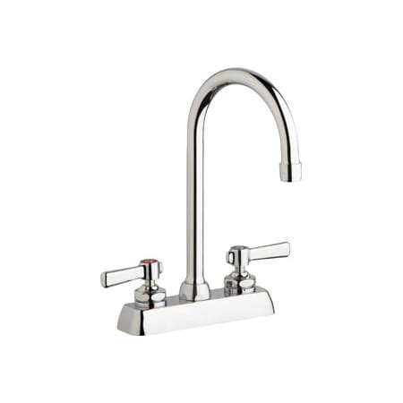 chicago faucets 430 ab commercial grade kitchen faucet chicago faucets w4d gn2ae35 369ab chrome commercial grade