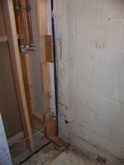 basement shower stall smalltowndjs