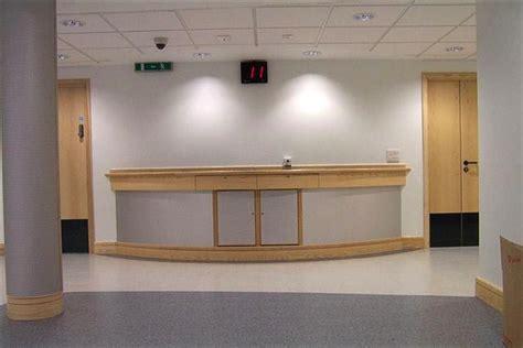Hospital Reception Desk Information Desks In Hospitals Hospital Reception Desk