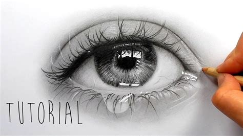 dibujos realistas tutorial tutorial how to draw shade a realistic eye with