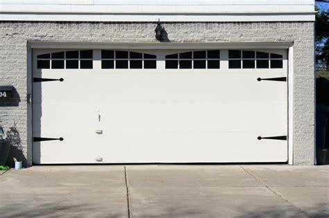 a garage door facelist for less than 20 garage wall