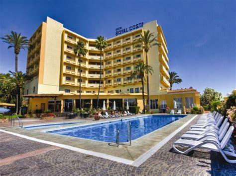 Royal Costa Hotel, Torremolinos, Costa del Sol, Spain