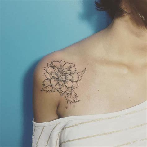 dahlia tattoos dahlia tattoos designs ideas and meaning tattoos for you