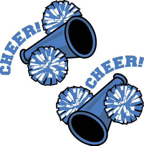 cheerleading clipart image clipart best