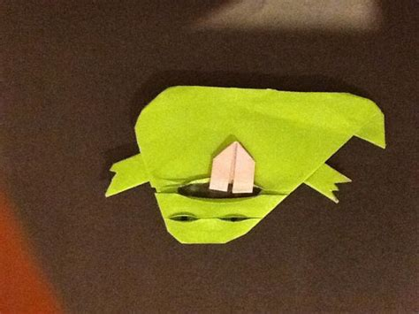 Origami Jabba The Puppet - cover jabba origami yoda