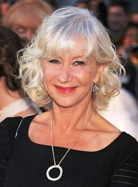 hairstyles for women over 60 with white hair short curly hairstyles for over 50 short hairstyles 2016