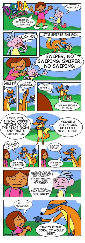 Swiper The Fox Meme - 25 best memes about swiper swiper memes