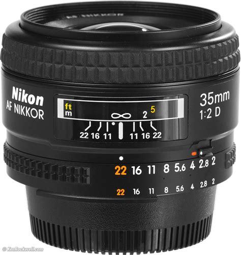 nikon 35mm f 2 af d review