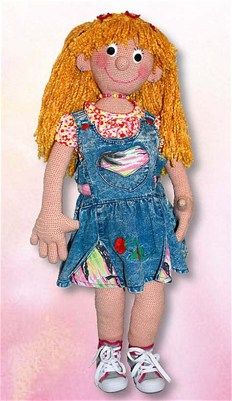 design a friend doll measurements ravelry life size crocheted doll lisabella pattern by