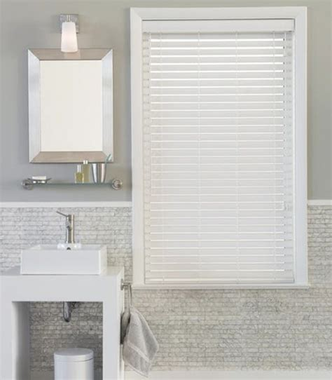 best blinds for bathroom windows 8 solutions for bathroom windows apartment therapy