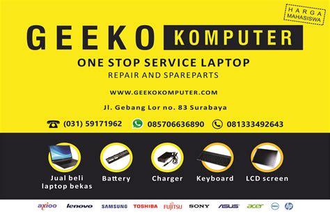 Harga Laptop Merk Gateway geeko komputer service laptop surabaya