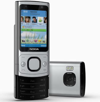 Harga Merk Nokia harga spesifikasi gambar nokia 6700 slide handphone hp
