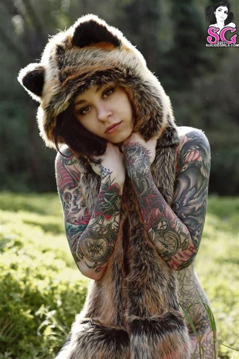 mod girls 28 mulheres tatuadas para hoje