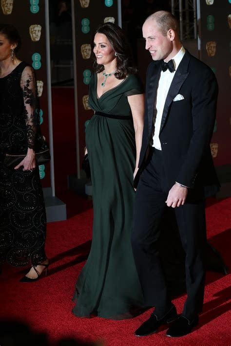 prince william and kate middleton at the bafta awards 2018 what kate middleton fans really think about baftas dress