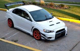 Mitsubishi Evo Pics Lancermalaya Modified Mitsubishi Lancer Evolution X With