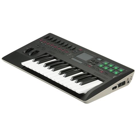 Keyboard Midi Usb korg taktile 25 key usb midi controller keyboard at gear4music