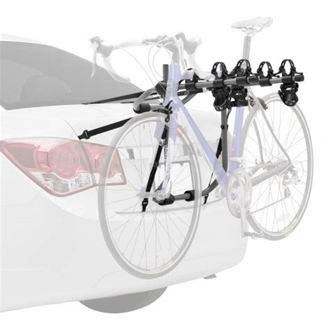 Bike Rack For 3 Bikes by Sportrack 174 Sr3152 Pursuit Trunk Mount Bike Rack For 3 Bikes