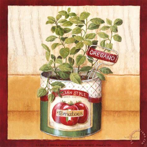 kitchen herbs lisa audit kitchen herbs oregano painting kitchen herbs