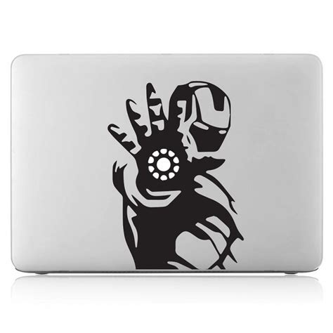 Promo Apple Mac Book 13 Decal Wave vinyl decal stickers for macbook custom sticker