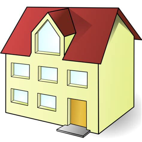 animated houses clipart best