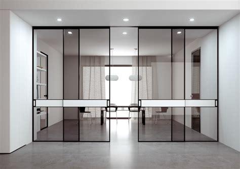 porte adielle piana adielle porte in vetro scorrevoli o a battente