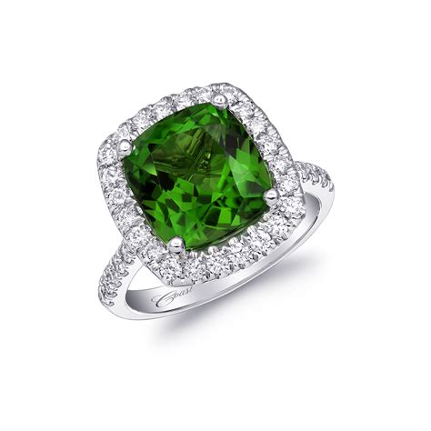 coast engagement ring of the week 5 82 carat