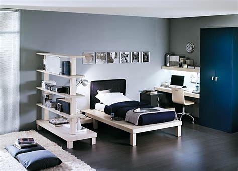 modern study room design with nice color schemes interior комната для мальчика подростка океан мелочей