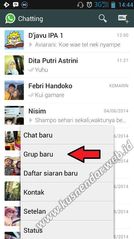 membuat undangan grup whatsapp panduan membuat grup di whatsapp lengkap dengan gambar