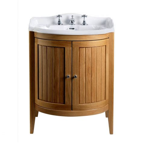 Wooden Bathroom Vanity Units Imperial Oxford Linea Vanity Unit With Basin Uk Bathrooms
