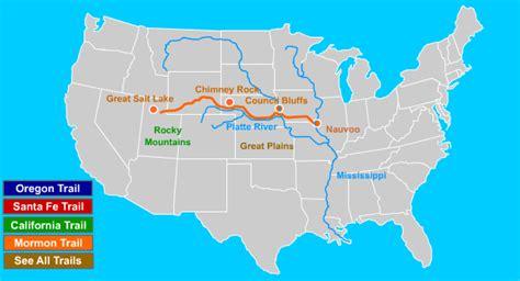 platte river usa map mormon trail platte river