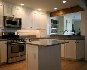 pictures of small kitchens with islands 54 beautiful small kitchens design kitchens beams and stove