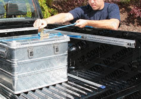 Cargo Area Management System Ford Ranger Ford Ranger T6 Business Hold Tie C Channel Rails
