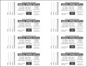 Free Numbered Raffle Ticket Template by Raffle Ticket Templates Small Raffle Ticket Templates 2