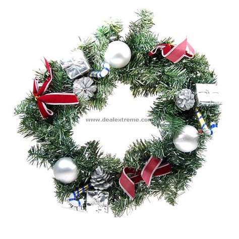 decorative christmas hanging door ring free shipping