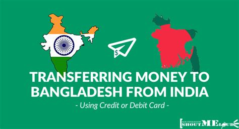 make money without credit card how to send money to bangladesh from india using credit or