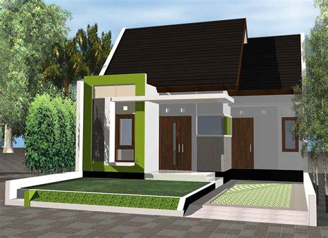 rumah minimalis lantai sederhana renovasi rumahnet