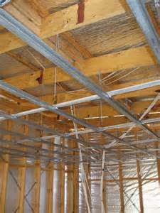 framing for suspended ceiling esk valley house