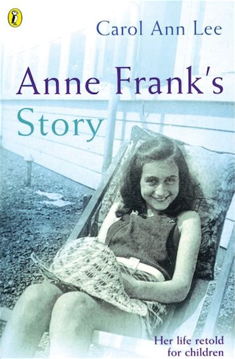 Anne Frank Biography Story | anne frank s story scholastic kids club