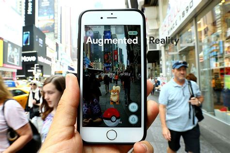 Augmented Reality | augmented reality and virtual reality a lesson in